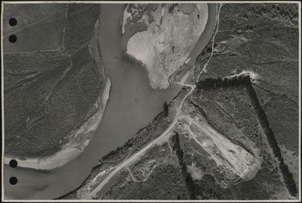 Aerial map, 1966 - M15