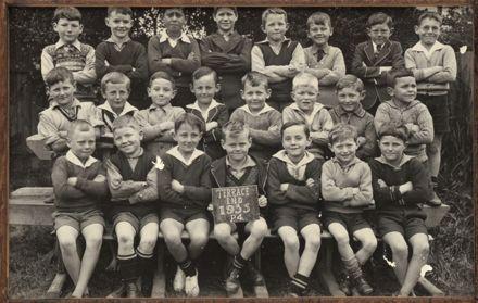 Terrace End School - Primer 4, 1935