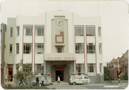 Square Edge, 1984