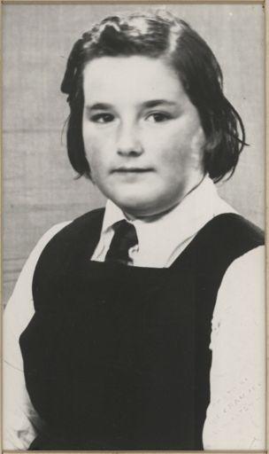 Flora McKenzie - Terrace End School Dux, 1947