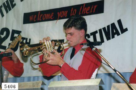 Queen City Big Band, Manawatū Jazz Festival