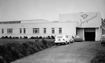Jacquard Hosiery Mills Ltd, Featherson Street