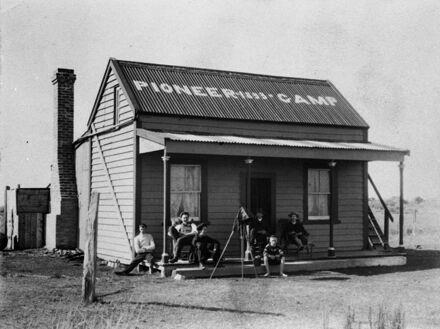 Charles Dahl's beach house