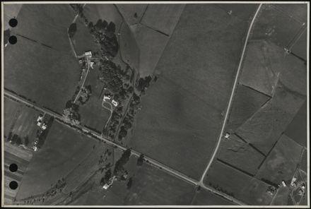 Aerial map, 1966 - A14