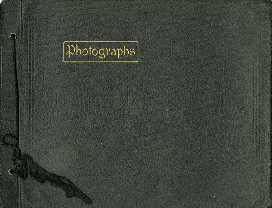 Maurice Thompson (Snr) photograph album