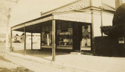 Ruahine Street Store