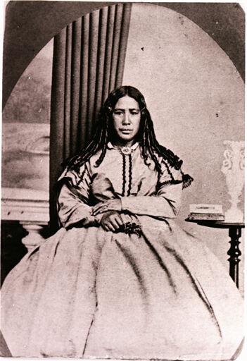 Mrs Te Akau Meretini Cook