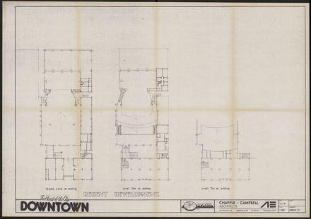 Plans for Regent Theatre development