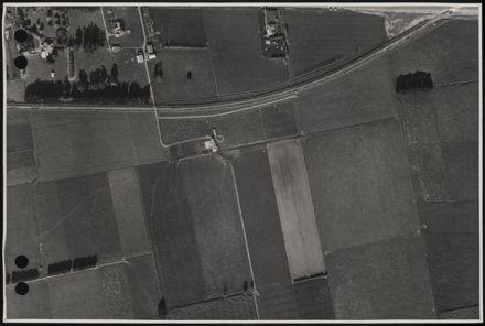 Aerial map, 1966 - M6