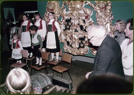 Opening of Vasa Exhibition at the Manawatu Museum 6