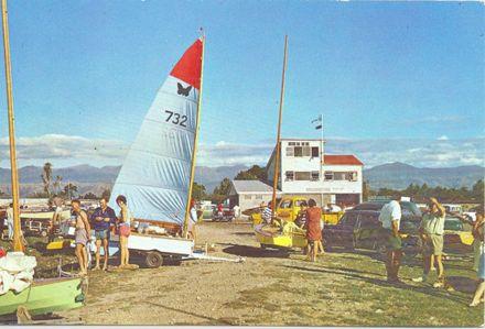 Levin, Regatta Day, Horowhenua Clubhouse