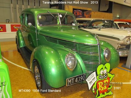 3161 1938 Ford Standard