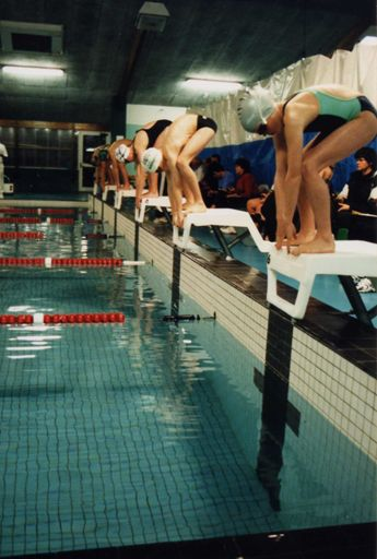 Manawatu Swim Centre League Meeting