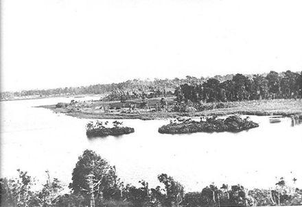 Artificial Islands, Lake Horowhenua