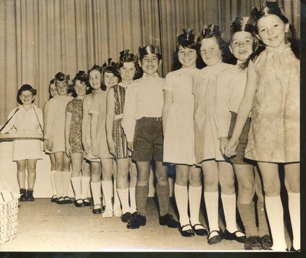 """Children in St Joseph's School play """"The Magic Fishbone"""""""
