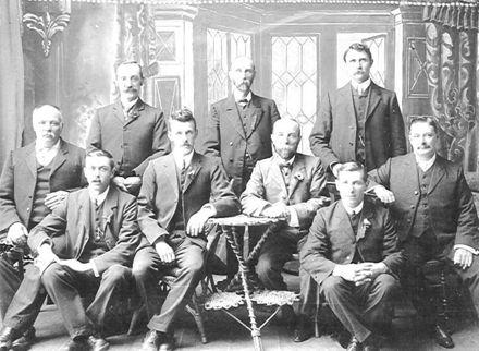 Methodist Church Trustees