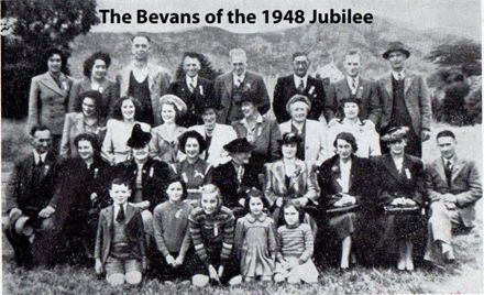 The Bevan Family 1948
