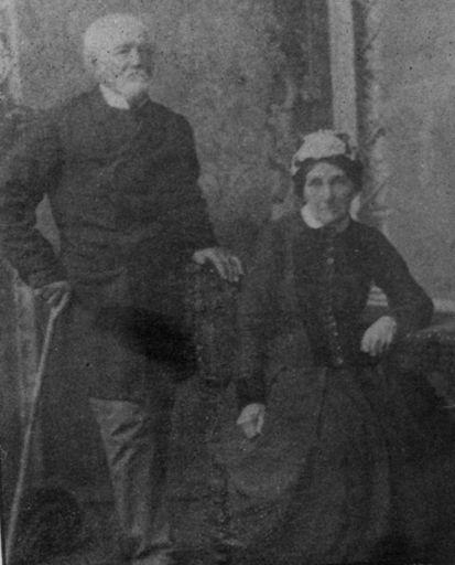 Francis and Ellen Robinson