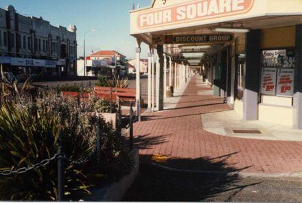 Main Street, Foxton, c1980