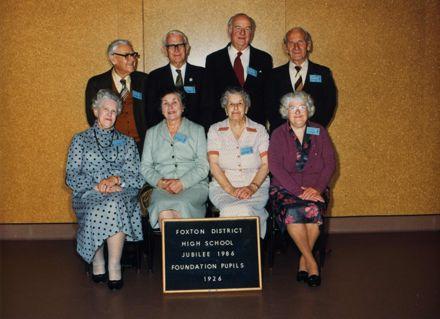 Foxton  School Reunion