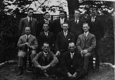 Foxton Motor Sports Asociation c.1920