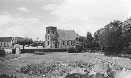 Methodist Church, Levin
