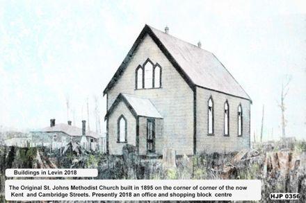 St Jons church 1895