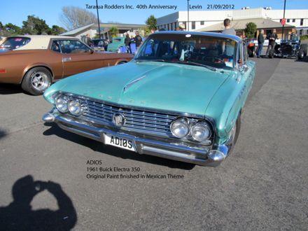 ADIOS 1961 Buick Electra