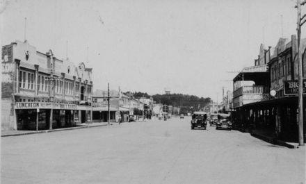 Main Street, Foxton, c.1920
