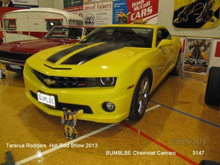 3147 BUMLBE Chevrolet Camaro