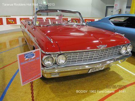 3141 BODGY 1962 Ford Galaxie