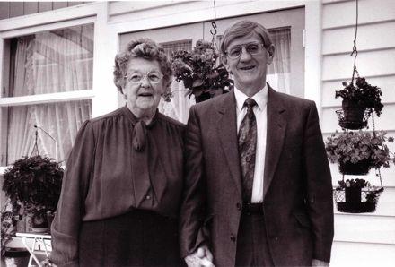Roy and Beryl Allen, 1980's-90's