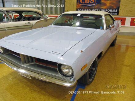 3159 1973 Plymouth Barracuda