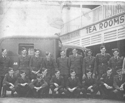 Air Training Corps, No.58 Squadron, Foxton, c.1940