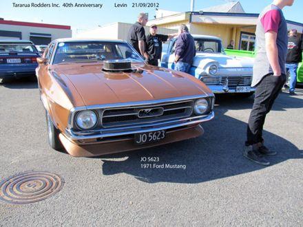 JO5623 1971 Ford Mustang_