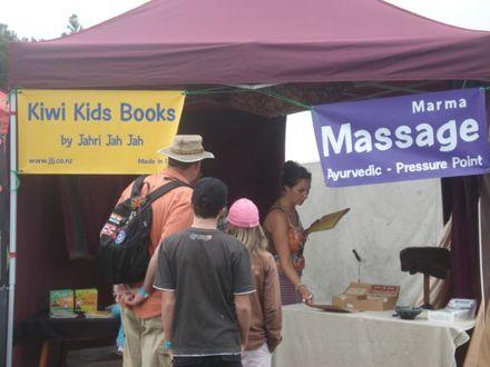 Books and Massage