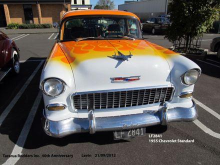 LF2841 1955 Chevrolet Standard 1