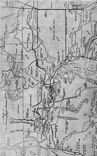 Manakau and District from Horowhenua
