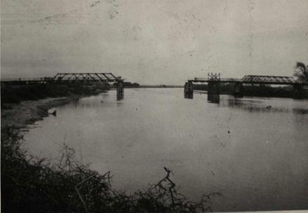 Whirokino Bridge Collapse at Whirokino