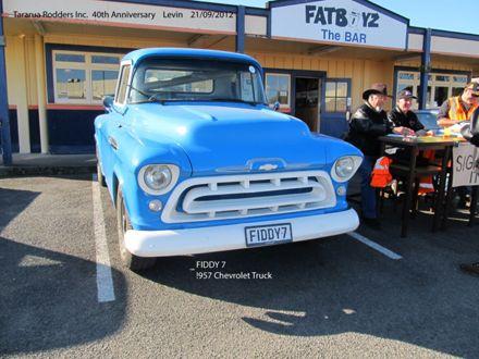 FIDDY 1957 Truck