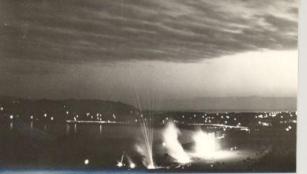 Evans Bay & Fireworks