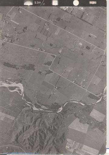 Ohau River from Ohau to Kirkcaldies Bridge, 1942