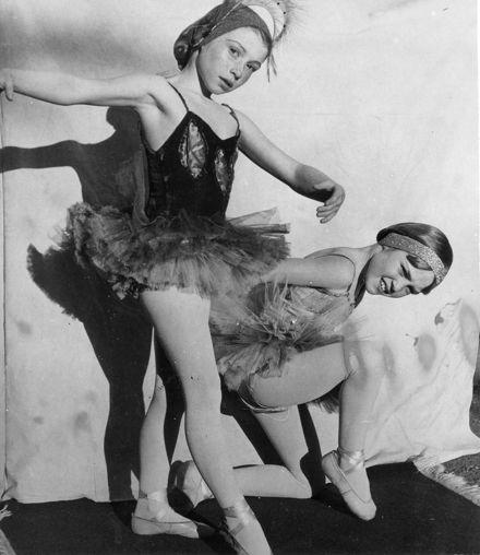 Young Dancers, Erin Dawson & Vanessa Ransom, 1969