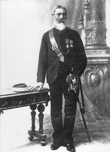 Major Kemp -Te Rangihiwinui Te Keepa