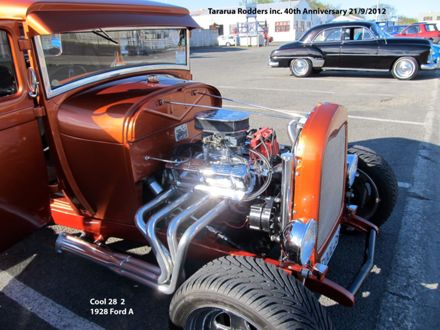 Cool 28 1928 Ford A
