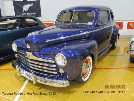 3143 OB1948 1948 Ford V8