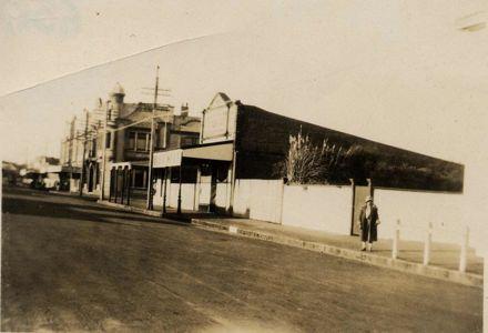 Main Street, Foxton c. 1920
