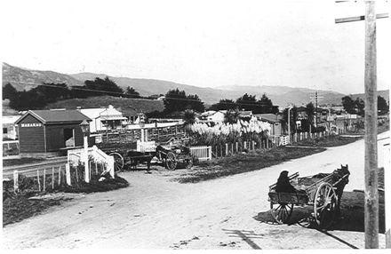 Manakau Settlement