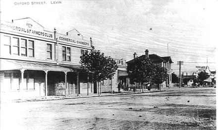 Oxford St. (north of Queen St.), Levin