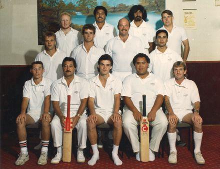 Shannon Prezzies Cricket Club